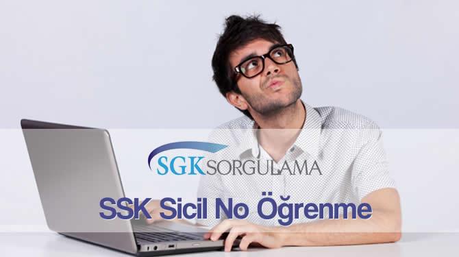 SSK Sicil No Öğrenme